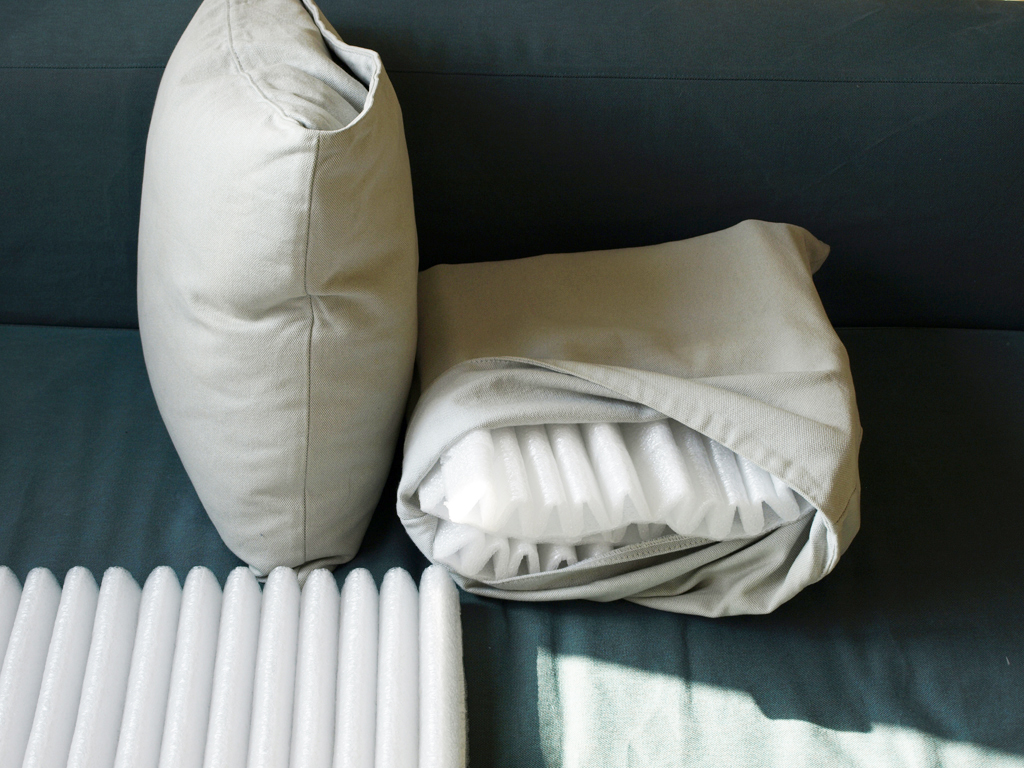 imbottitura cuscini