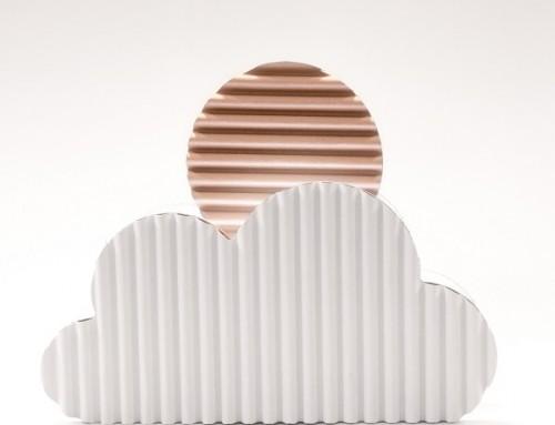 L'Eco di Bergamo: Cartunia Design presenta Sunset, la nuova lampada fatta in cArtù.