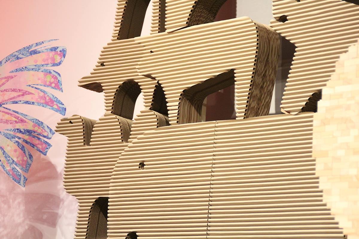 "The Triennale Design Museum: Enzo Mari's ""16 Animals"" puzzle made of cArtù"