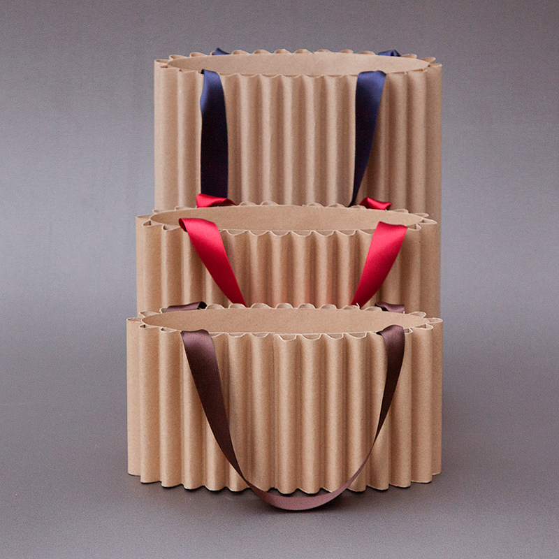 Cardboard shopping bag- riAlto™ _Shopper