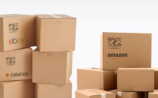 Packaging für den E-Commerce (Zertifizierter Amazon APASS)