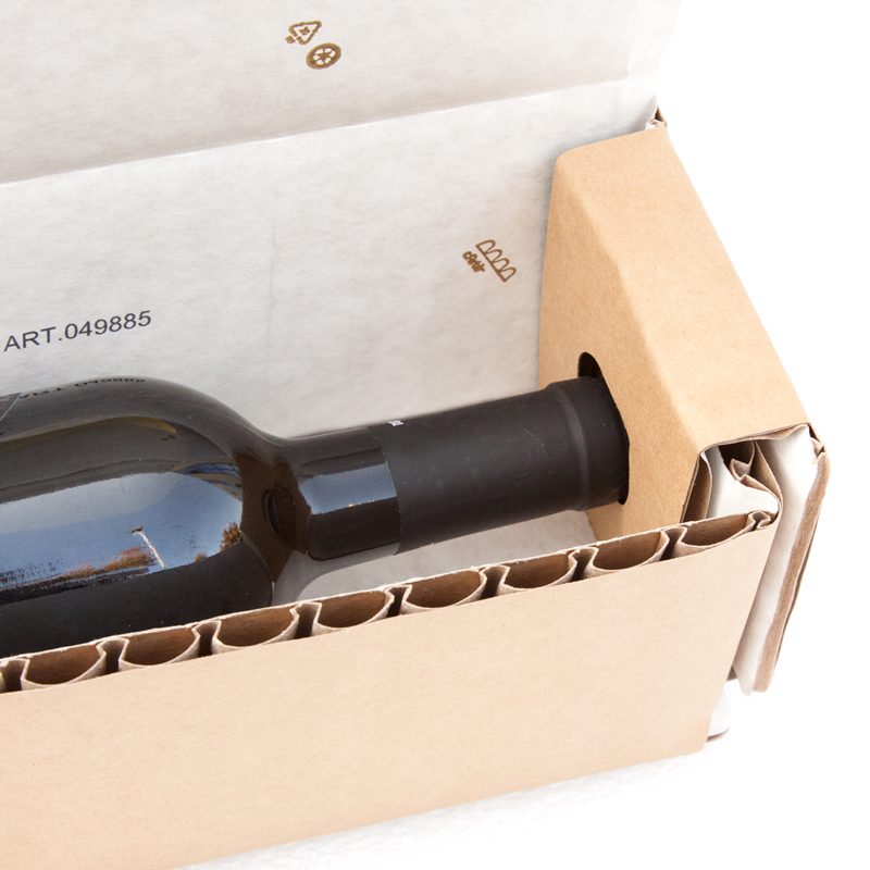 cArtù® Bottle Box – Single Box