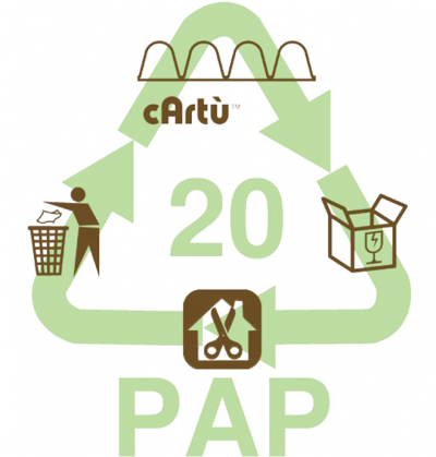 recycle-illustration cartu ecologia