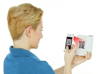 grifal qr code packaging magazzino