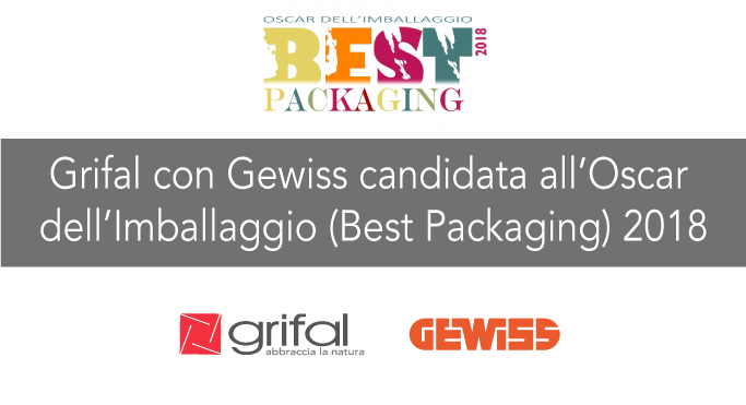 gifal gewiss best packaging 2018 oscar imballaggio