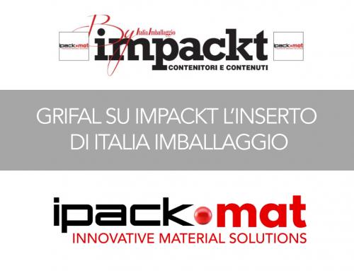 Grifal su Impakt, l'inserto di Italia Imballaggio