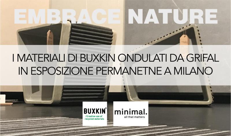 buxkin grifal minimal48 design