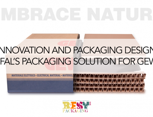 Innovation in Packaging Design: Grifal's solution for Gewiss