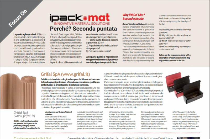 impack ipack-ima ipack mat fiera packaging imballaggio