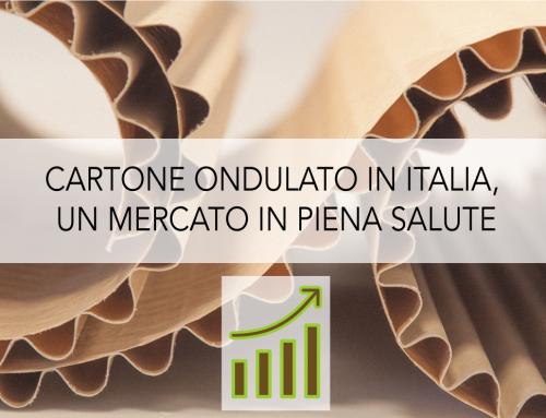 CARTONE ONDULATO IN ITALIA, UN MERCATO IN PIENA SALUTE
