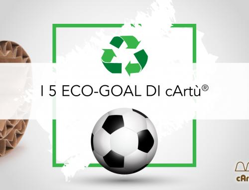 I 5 eco-goal di cArtù®