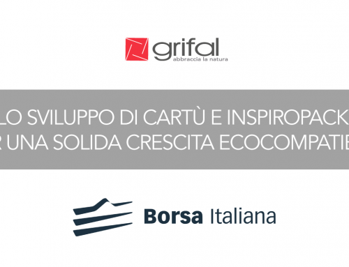 Novità di Grifal nell'articolo di Borsa Italiana