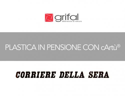 I numeri di Grifal su Speciale Economia di Corriere della Sera