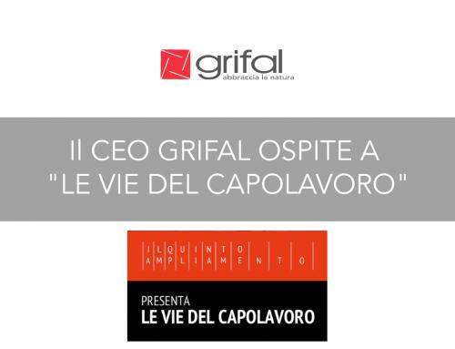 Grifal e cArtù® come esempio innovazione e sostenibilità all'evento di Il Quinto Ampliamento