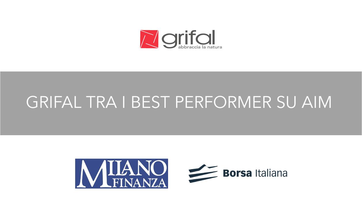 grifal aim borsa best performance