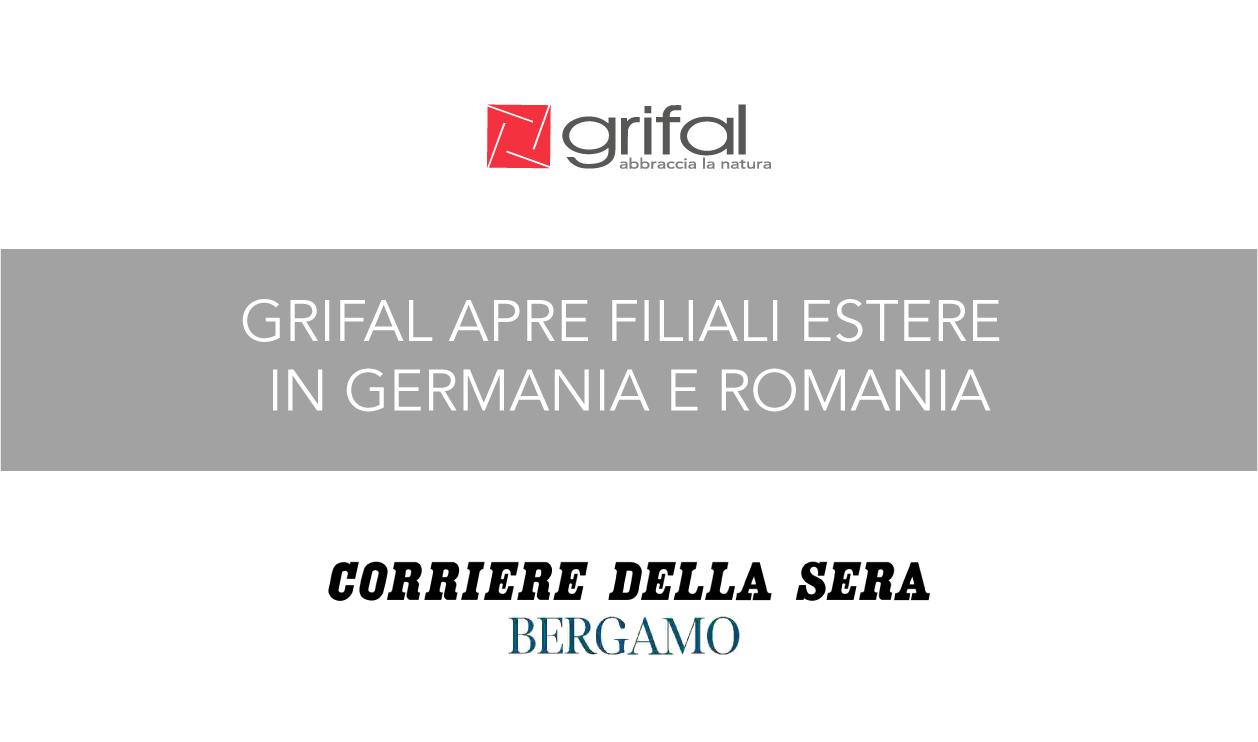 grifal filiale germania romania corriere