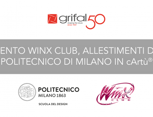 Grifal partner di Winx Lifestyle: Magic & Design