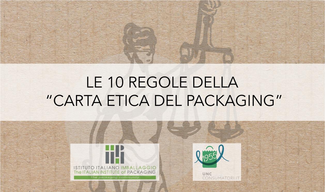grifal 10 regole carta etica packaging