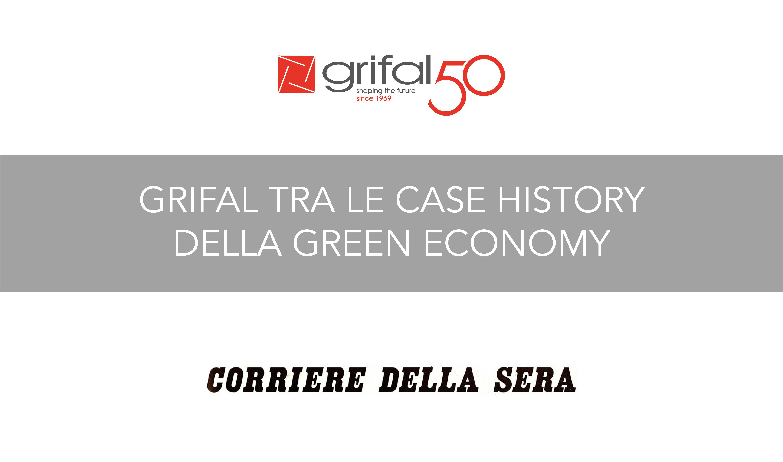 L'ecosostenibilità di cArtù su Buone Notizie di Corriere della Sera