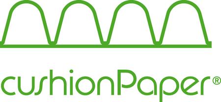 Logo cushionPaper