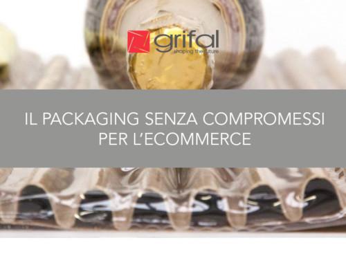 Con Inspiropack™ di Grifal scegli la soluzione packaging ad altissime prestazioni per l'eCommerce