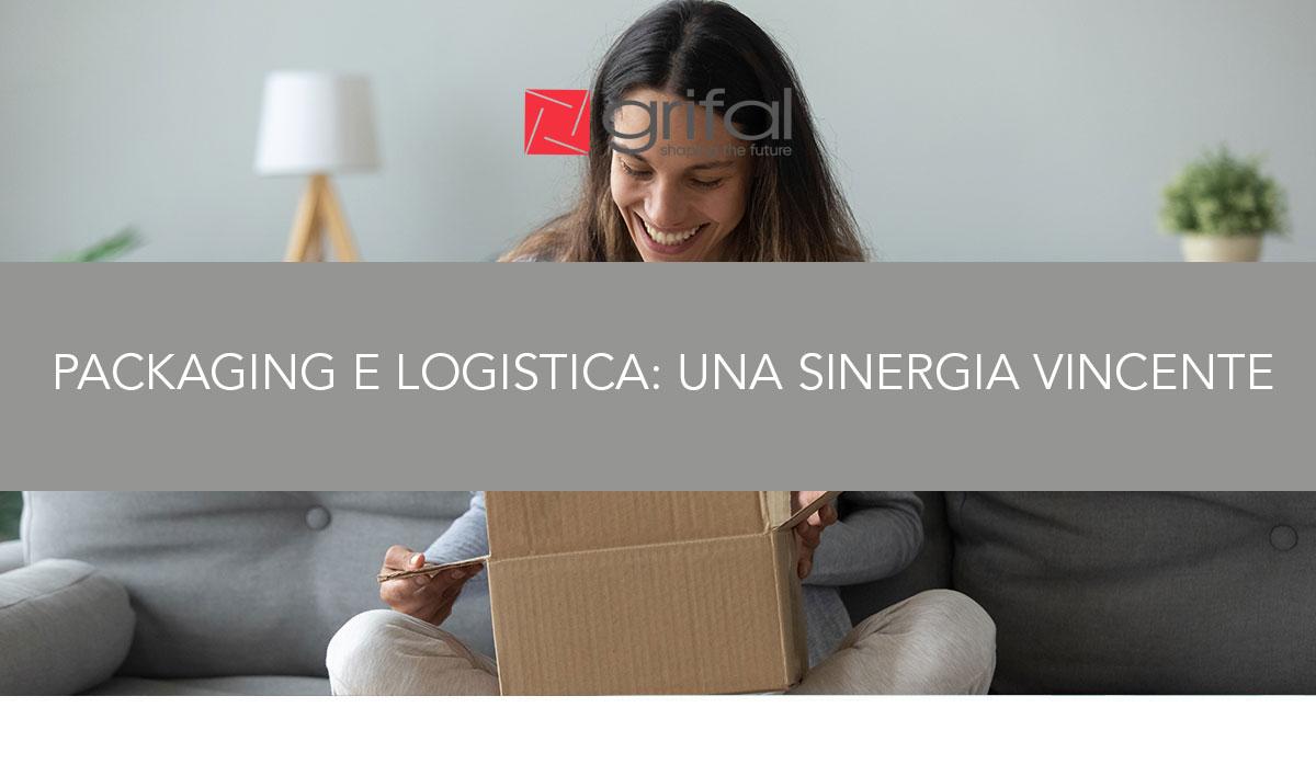 packaging e logistica