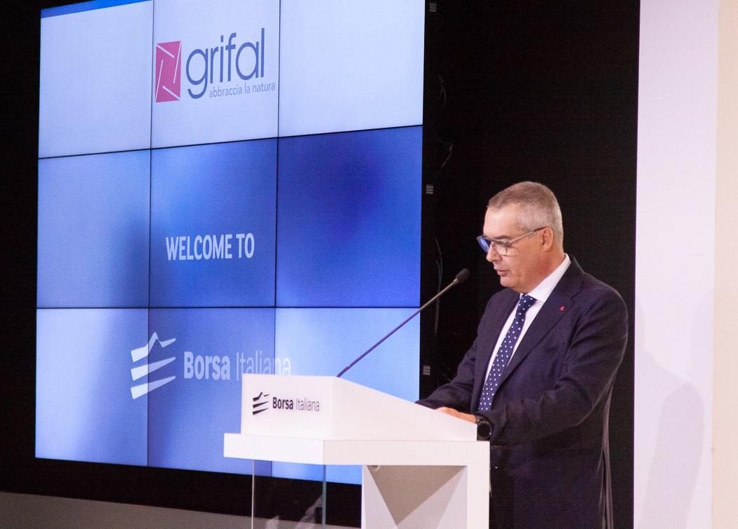 Fabio Gritti, CEO e A.D. di Grifal